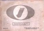 Ricambi Innocenti-Leyland Matricole Corrispondenti