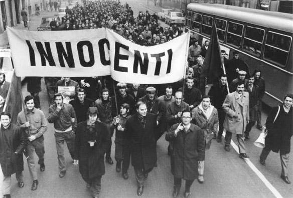 Sciopero Innocenti del 16/12/1971 - Foto: Loconsolo