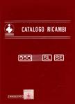 Catalogo Ricambi Innocenti 990 SL SE