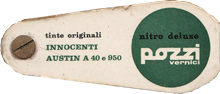mazzetta pozzi A40 950