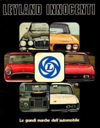 Varie Leyland 1974 Low