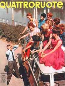 S: Prova su Strada 1963