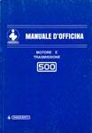 Manuale Officina 500
